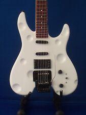 Mini Guitar BLUE OYSTER CULT BUCK DHARMA Memorabilia  FREE Stand GIFT DISPLAY
