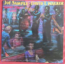 JOE SAMPLE  DAVID T WALKER    LP US  SWING STREET CAFE
