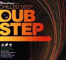 CHILLED DEEP DUBSTEP - V/A 2CDS (NEW SEALED) Inc Skream BAR9 Breakage JFB