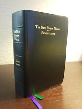 Brand New - Father Lasance - The New Roman Missal (1945) Catholic Latin Mass
