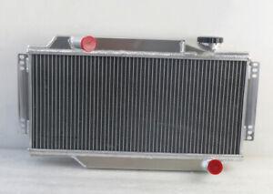 2 Reihe Aluminium Kühler Für Triumph Spitfire MK3 MK4 1500 1964-1980 1965 1980