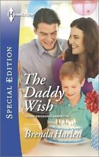 The Daddy Wish (Those Engaging Garretts!) by Harlen, Brenda