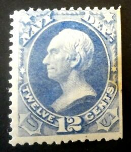 Buffalo Stamps:  Scott #O41 Navy Dept Official, Mint NH/OG & F/VF, CV = $690