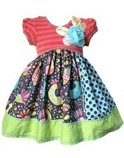 NWT Bonnie Jean Dress with Bloomers, Size 24M