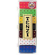 TENZI Party Pack Dice Game 6 Various Random Colors Family Fun Carma Games New