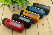 wind-up and solar powered radio/ 3 LED torch/ charger/ alarm