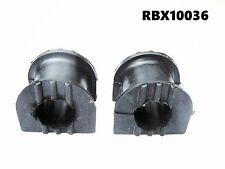 BUSH ANTI ROLL BAR 25mm Rover 200/400/25 MG ZR  NEW x 2 (PAIR) RBX10036