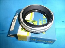 P-R-O T-Mount Adapter Ring 25-166-0494 for Canon Camera   /d8