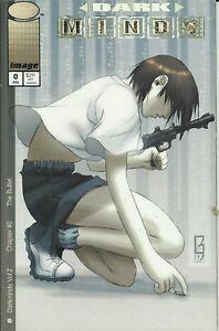 Dark Minds Vol 2 #0,1-10 by Ken Siu-Chong & Omar Dogan (Image, 2000)