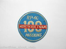 Patch_ USAF RF-4C F-4 Phantom 100 Missions Vietnam Patch _ US AIR FORCE