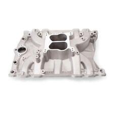 Edelbrock 2151 Performer 455 Intake Manifold Satin For Oldsmobile 400-455ci V8