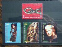 Jamaica 2000 Birth Centenary of Edna Marley (Artist) set Used