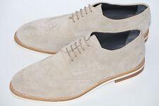 NEU HUGO BOSS Schuhe Gr. 42 (UK 8) UVP: 299,00 € Made in Italy