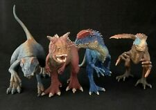 Schleich Dinosaurs Moveable Jaw D-73527 Lot of 4