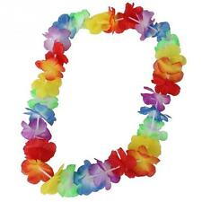 Flower Garlands Hawaiian/Tropical Party Hen Night Fancy Dress Necklace 10PCS