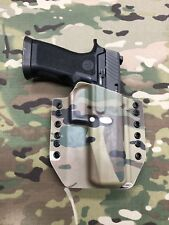 Multicam Infused Kydex Holster for Sig Sauer P320 Full Size