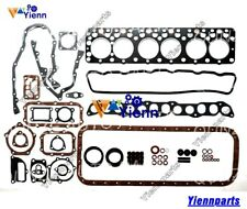 For Nissan SD33 Overhaul Head Gasket Kit Set Fit YF03 MF03 FD006 Forklift Engine