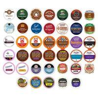 Coffee Single Serve cups For Keurig K cups Brewer Variety Pack Sampler,40-count