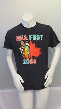 Victoria Ska Fest Shirt - 2014 Official Shirt - 15th Anniversary - Men's Large