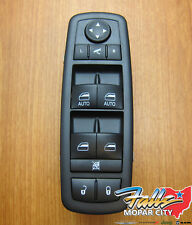 2012-2015 Chrysler Dodge Ram 1500 2500 Driver's Master Window Switch Mopar OEM
