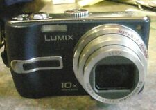 PANASONIC DMC-TZ3 LUMIX 10X DIGITAL CAMERA WITH LEICA LENS
