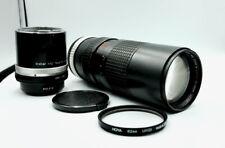 FUJIFILM FUJI FX X-Mount DSLR fit 75 260mm 780mm ZOOM lens X-T1 X-E2 X-Pro1