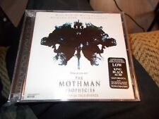 THE MOTHMAN PROPHECIES SOUNDTRACK CD