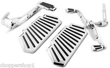 DNA CUSTOM FLOORBOARDS 4 HARLEY TOURING FL/FLT/FLHT SUMMER BLOW OUT PRICE