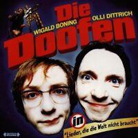 Die Doofen Lieder, die die Welt nicht braucht (1995) [CD]