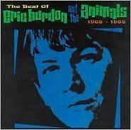 ERIC BURDON : BEST OF 1966-68 (CD) Sealed