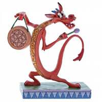 Disney Traditions Look Alive Mushu Figurine New Boxed 4059740