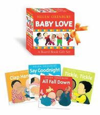 Baby Love: A Board Book Gift Set/All Fall Down; Clap Hands; Say Goodnight; Tickl