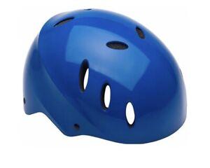 Mongoose Street Hardshell Helmet Youth 8+, BLUE