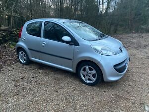 2007 peugeot 107 urban automatic 5 door NEW M.O.T NEW CLUTCH NEW SERVICE
