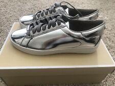 Michael Kors Silver Ruth Sneaker