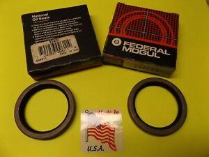 1979 1980 1981 1982 DATSON 310 REAR INNER WHEEL SEAL 334111 NATIONAL USA SET 2