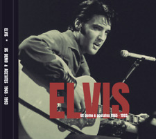 Elvis US DEMOS & ACETATES 1965-93 book 160 pages glossy NEW & MINT 6 last copies