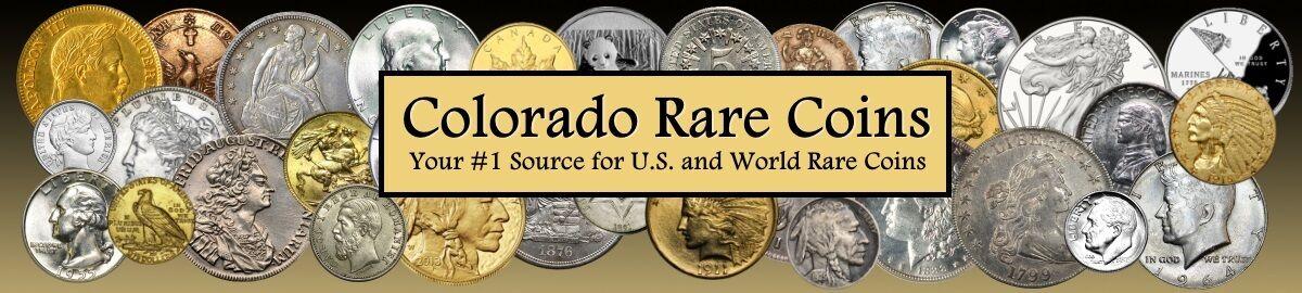 Colorado Rare Coins