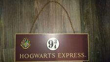 "Harry Potter NECA SCHILD ""HOGWARTS EXPRESS 9 3/4"""