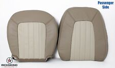 2003 Mercury Mountaineer -Passenger Side Complete Perforated Leather Seat Covers