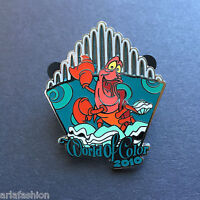 DLR - World of Color 2010 - Sebastian LE Limited Edition 1200 Disney Pin 77812