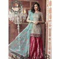 indian pakistani designer shalwar kameez asim jofa,maria b
