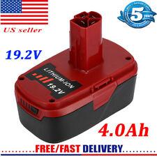 2Pack For Craftsman C3 19.2V Ni-CD 11375 11376 11576 130279005 1323903 Battery