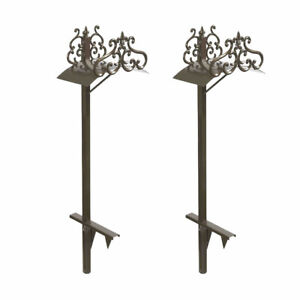 Liberty Garden Products Hyde Park Decorative Hose Stand (2 Pack)
