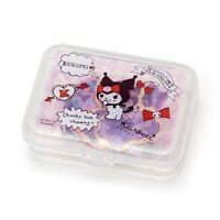 Kuromi Sanrio [New] Plastic Cased Seal(20 designs) Cute Gift Japan Free Shipping