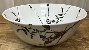 """Royal Doulton Andrew Wyeth The Bowl Apple Branches AMAZING 13"""" Limited Ed 399772"""