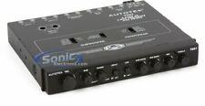 Autotek Model 7007 4-Band Eq / 9-Volt Line-Driver Multiple-Source Signal