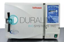 Tuttnauer EZ9 Autoclave Steam Sterilizer Fully Refurbished w/6 Month Warranty!