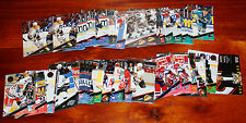 1993-94 Leaf Hockey Cards. $$$Save on multiple cards$$$