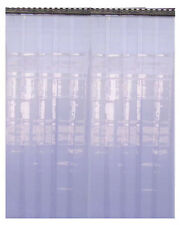 PVC Strip Curtain Door 2 M x 2.5 M for coldroom warehouse Catering (300)
